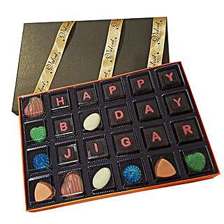 Customized Chocolate Box: Birthday Personalised Gifts