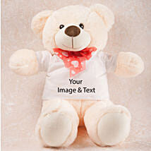 Cute Personalized Teddy: Teddy Day Gifts