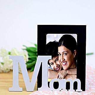 Dearest Mom Personalized Frame: Personalised Photo Frames Delhi