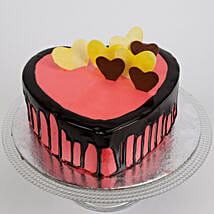 Delicious Hearts Cake: Wedding Cakes to Indore