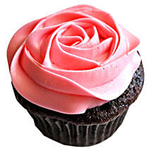 Delicious Rose Cupcakes: Designer cakes for Mothers Day