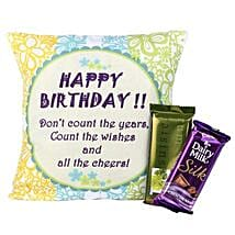Delightful Birthday: Order Chocolates for Her
