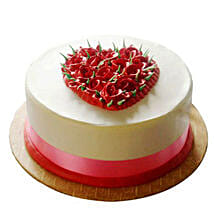 Desirable Rose Cake: Designer Cakes Gurgaon