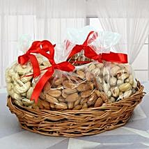 Dry Fruits Reloaded: Send Mothers Day Gift Baskets