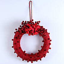 Embellished Christmas Wreath: Christmas Gifts For Boyfriend
