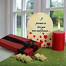Express Your Love Combo: Homemade Chocolate Gifts