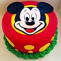 Fabulous Mickey Mouse Cake: Birthday Cakes for Girls & boys
