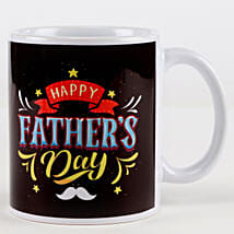 Father's Day Printed Mug: Fathers Day Personalised Gifts