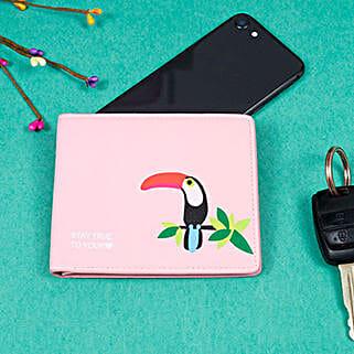 Flamingo Women Wallet Pink: Buy Wallets