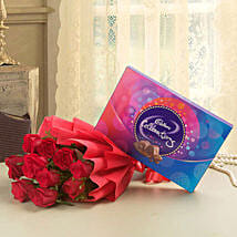 Flowery Celebrations: Valentines Day Flowers & Chocolates