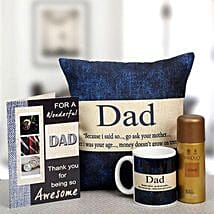 For My Wonderful Dad: Send Gift Hampers to Bhopal