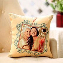 Framed In Cushion: Cushions for Mother's Day