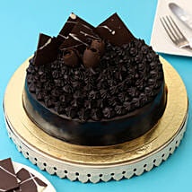 Fudge Brownie Cake: Designer Cakes to Ghaziabad