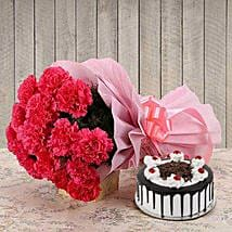 Full Of smiles: Flowers n Cakes - Mother's Day