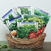 Get Your Basket of Seeds: