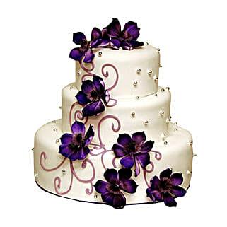 Glamorous Wedding Cake: Premium Cakes