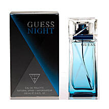 Guess Night For Men EDT Spray: Send Perfumes