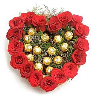 Heart Shape Love: Heart Shaped Flowers