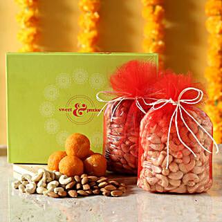 Irresistible Diwali Hamper: Send Diwali Gifts for Boss