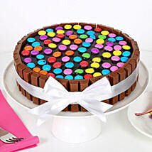 Kit Kat Cake: Send Birthday Cakes to Kanpur
