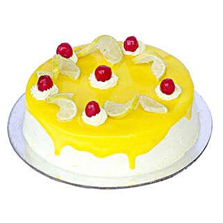 Lemon Vanilla Cake: Send Vanilla Cakes