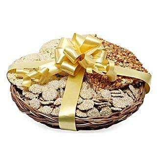 Lohri Sweets in Basket: Send Gifts for Lohri