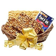 Lohri Treats Basket: Send Gift Baskets to Bhopal