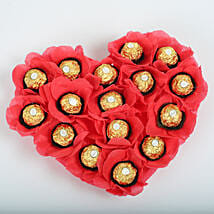 Love Ferrero Chocolates: Girlfriends Day Gifts