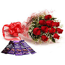 Love Mania: Send Flowers to Rampur