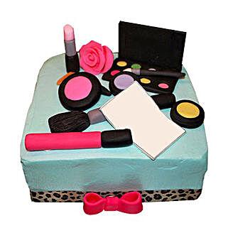 MAC Makeup Cake: Send Butterscotch Cakes