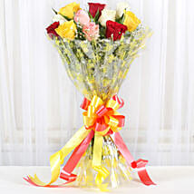 Marvellous Bouquet Of Roses: Roses