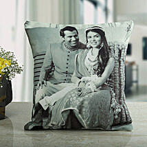 Memories Forever Personalized Cushion: Personalised Cushions