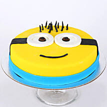 Minion for you Cake: Cakes to Eluru