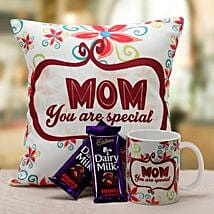 Mom Is Special: Gifts to Daman