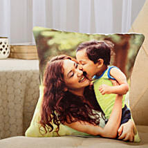 Mom Special Cushion: Send Home Decor to Delhi