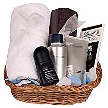 Most Wanted Mens Hamper: Fathers Day Gift Baskets