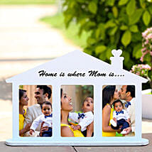 Our Home Personalized Frame: Send Photo Frames