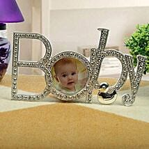Personalised Baby Photo Frame: Gifts for New Born
