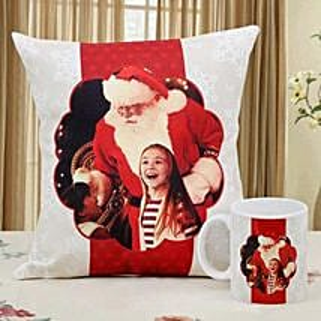Personalised Christmas Indulgence: Send Personalised Cushions for Kids