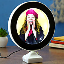 Personalised Magic Mirror LED: Personalised Gifts for Him