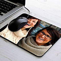 Personalize Photo Mouse Pad: New Year Gifts Hyderabad