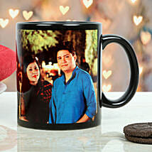 Personalized Couple Mug: Anniversary Gifts to Lucknow