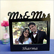 Personalized Couple Photo Lamp: Personalised Gifts Arrah