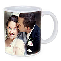 Personalized Couple Photo Mug: Send Personalised Mugs to Gurgaon