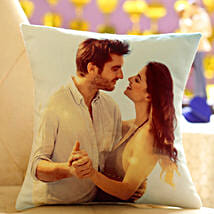 Personalized Cushion Gift: Karwa Chauth Gifts Trivandrum