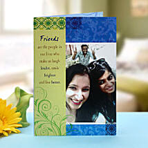 Personalized greeting card: Friendship Day Gifts to Chennai