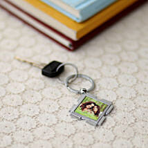 Personalized Keychain: Birthday Personalised Gifts