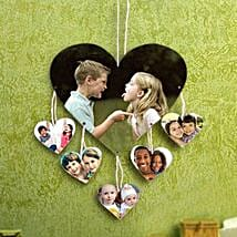 Personalized Love On Wall: Send Photo Frames