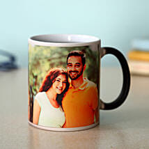 Personalized Magic Mug: Send Flowers to Alappuzha