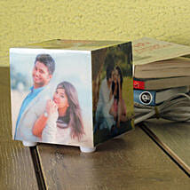 Personalized Memories Lamp: Anniversary Personalised Gifts
